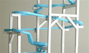 Makerspace 2.0 / Paper Rollercoaster