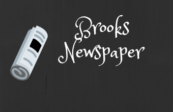 Click Here for our Brooks Newspaper!