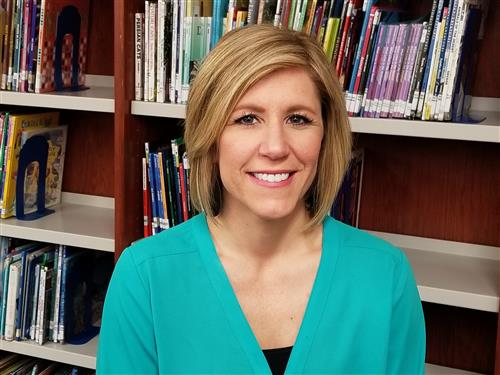 Welcome Mrs. Jennifer Duffy, Oak View's New Principal
