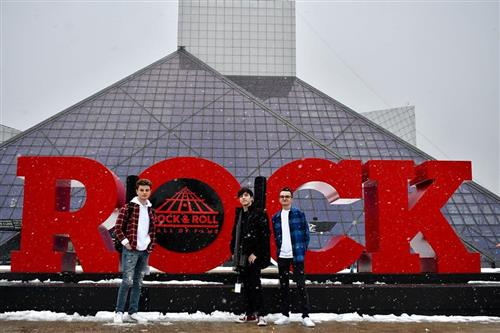 Rock and Roll Hall of Fame Rock Off