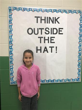 September Outstanding Student Of The Month!