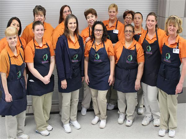 Nutrition Service Staff