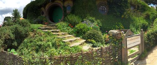 My opportunity to visit Hobbiton in New Zealand
